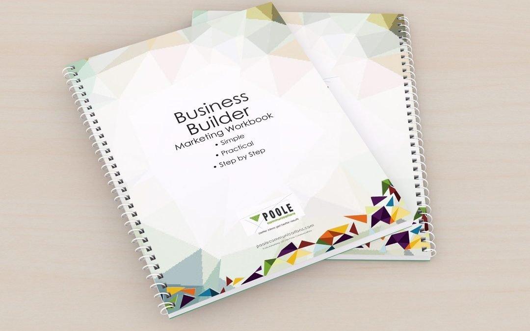 Business Builder Marketing Workbook